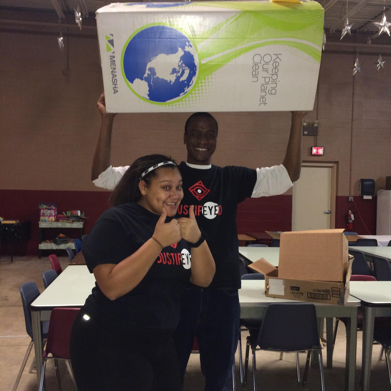 Volunteering at B.A.B.E.S