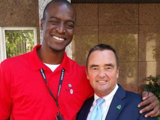 Justifeyed Walks With Green Bay Mayor Schmitt