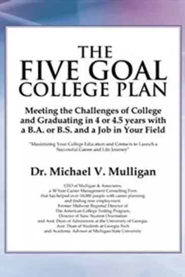 The Five Goal College Plan