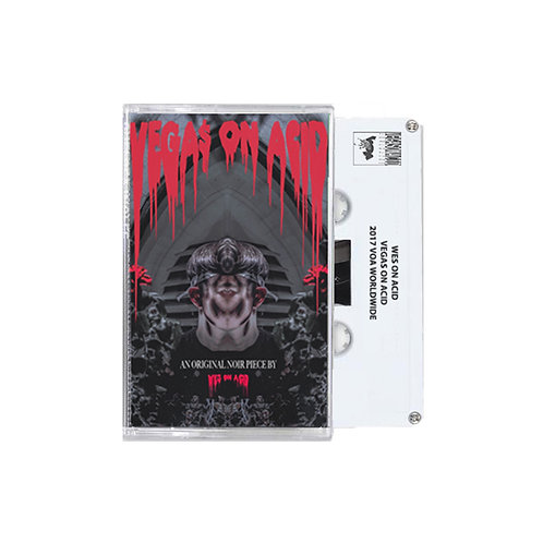 Vegas on Acid Cassette