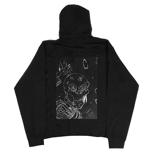 We Kill To Fill The Void Hoodie