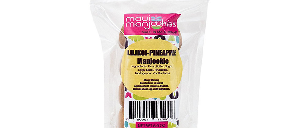 Lilikoi pineapple Manjookie