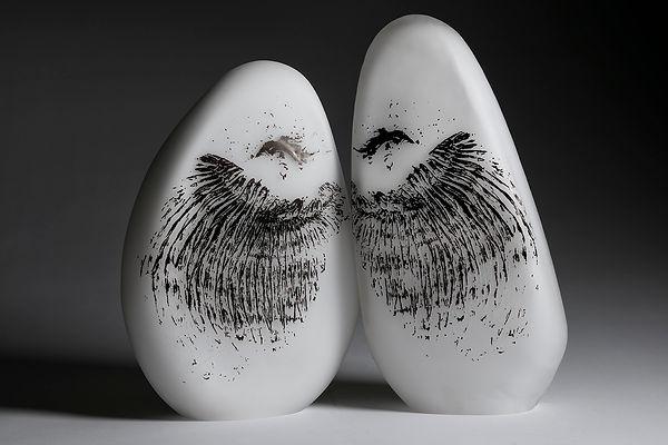 pensée éthéré by Dylan Duchet, Glss art