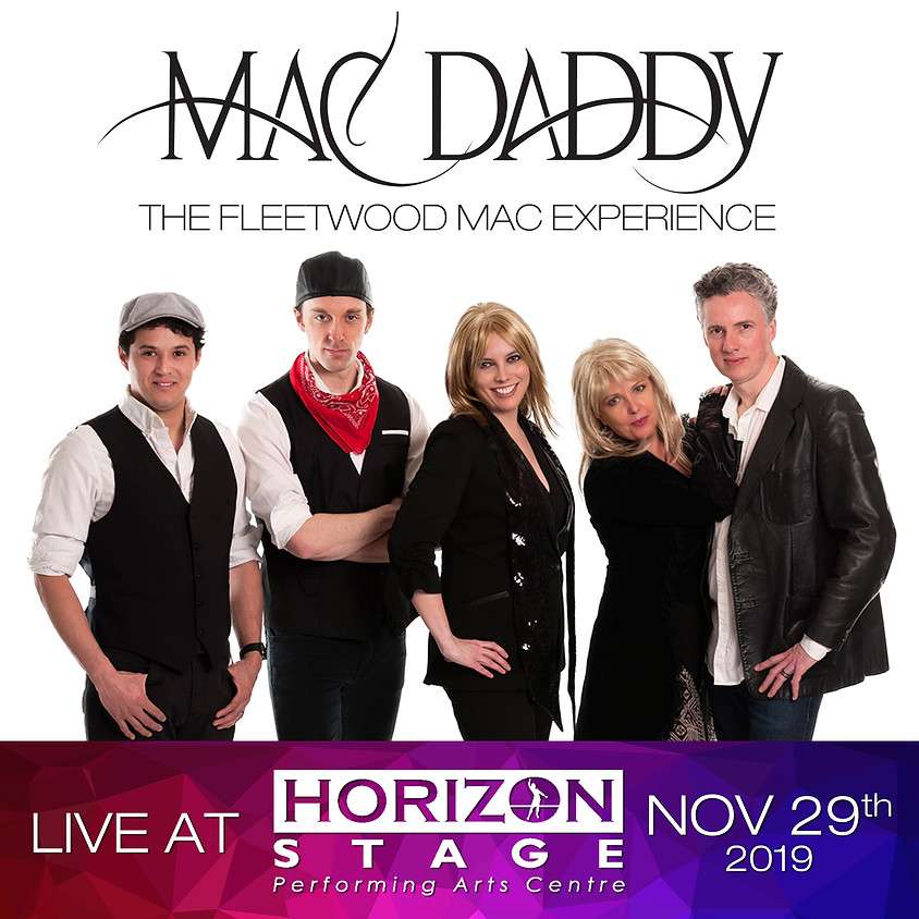 MAC DADDY Live at Horizon Stage - 2nd Night Added!!