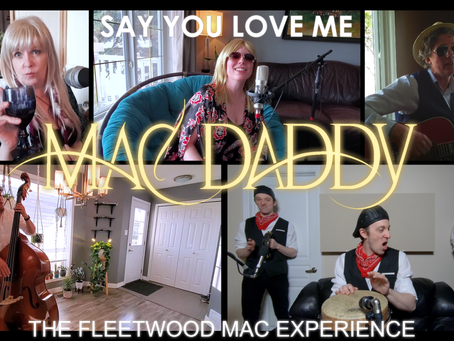 MAC Daddy New Isolation Video-Say you love me