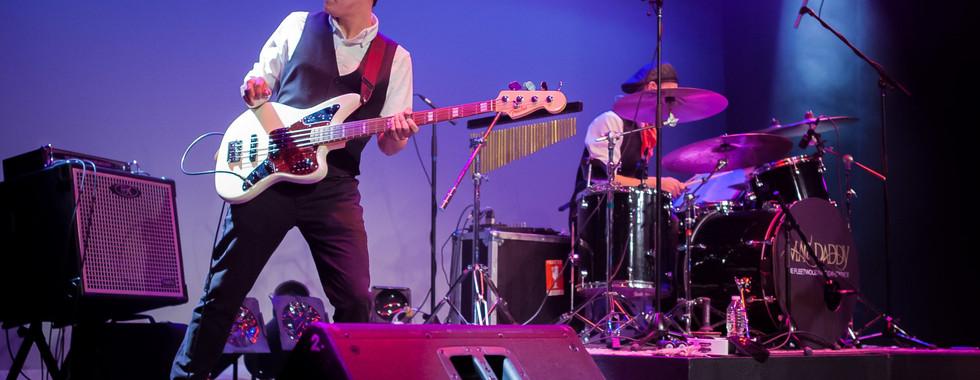 MAC DADDY Live Performance