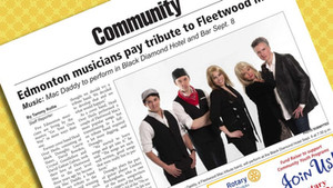 Edmonton Musicians Pay Tribute to Fleetwood Mac