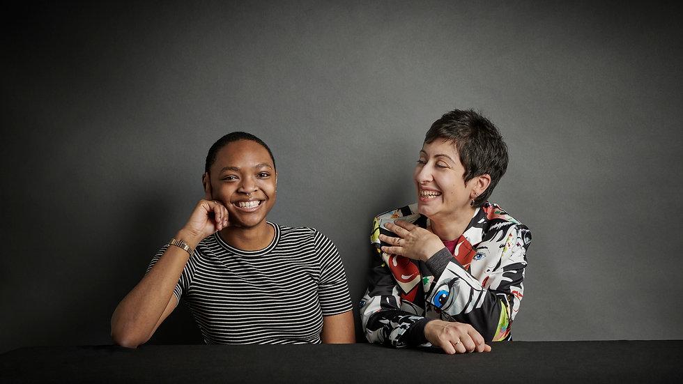 Mira Williams & Afa S. Dworkin