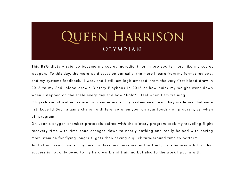 Queenharrison