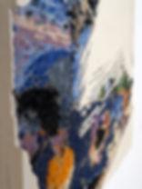 clarence guena artiste peintre français peinture valencia paris art contemporain figuratif figuration canevas art paintstroke