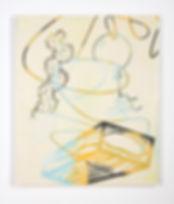 clarence guena artiste peintre français peinture valencia paris art contemporain figuratif figuration CNC french artist painter