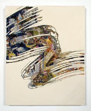 clarence guena artiste peintre français peinture valencia paris art contemporain figuratif figuration french artist painter