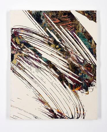 clarence guena artiste peintre français peinture valencia paris art contemporain figuratif figuration paintstroke french artist painter