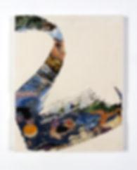 clarence guena artiste peintre français peinture valencia paris art contemporain figuratif figuration canevas art paintstroke french artist painter