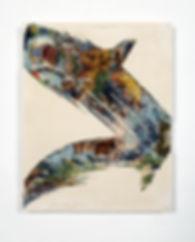 clarence guena artiste peintre français peinture valencia paris art contemporain figuratif figuration paintstroke canevas art french artist painter