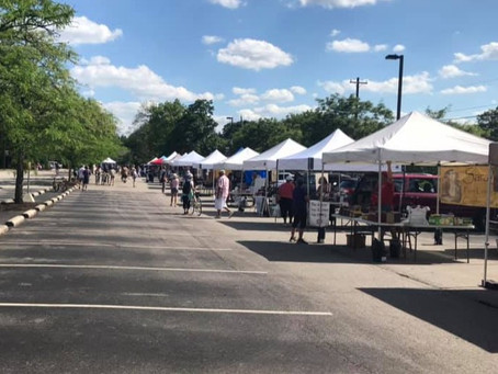 TODAY! Bexley Farmers Market: July 16