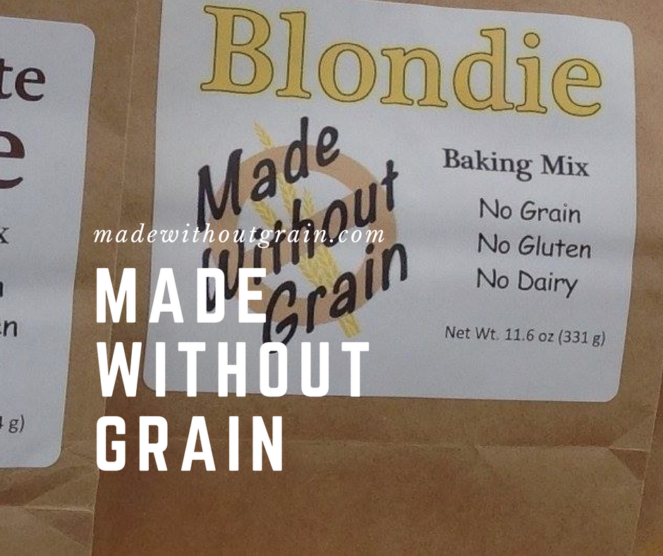 Made Without Grain