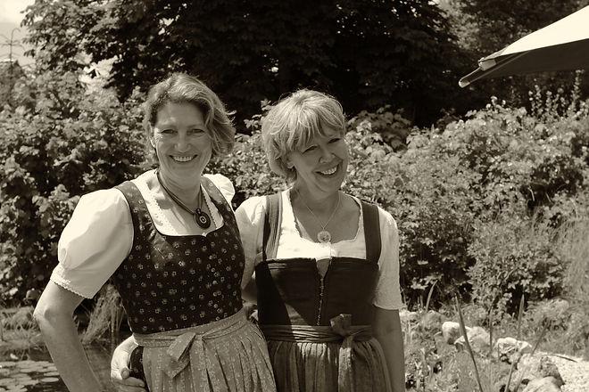 Landhotel Sebaldus: Sonja Sikora und Jutta Vollrath