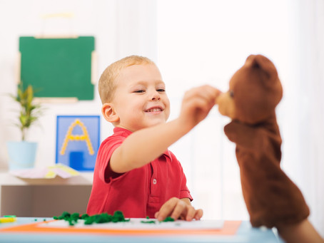 Occupational Therapy and Autism: Empowering Children to Flourish
