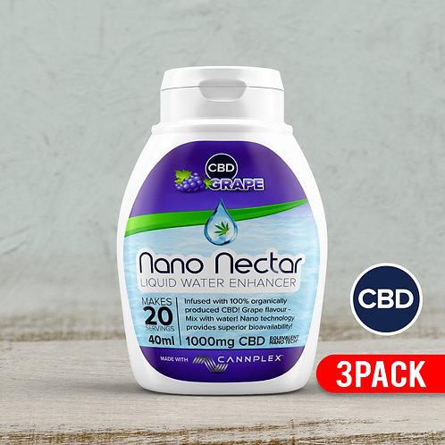 Grape  Nano Nectar – 3 Pack