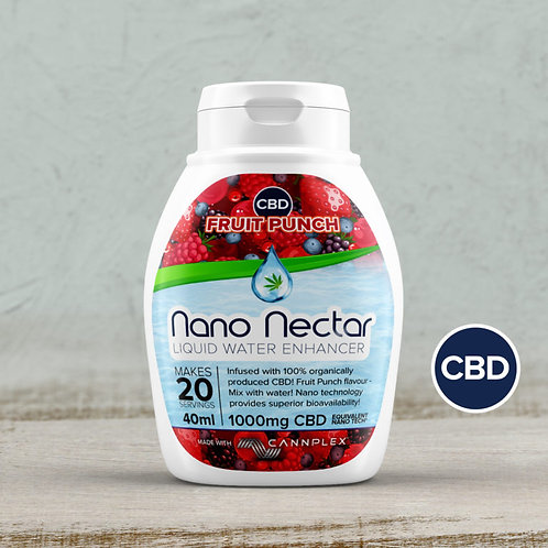 Fruit Punch  Nano Nectar