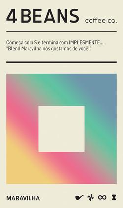 BLEND MARAVILHA