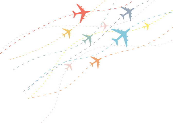 airplanes-collage-colors-reflights