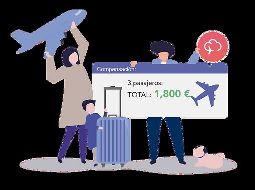 reflights <> Convierte vuelos afectados en dinero