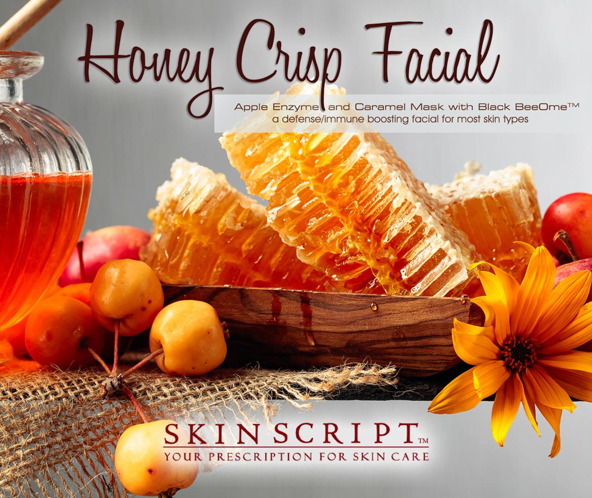 Seasonal Facial/Peel - HoneyCrisp