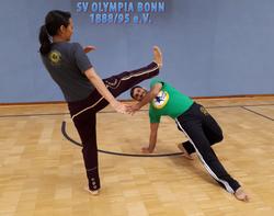 Training mittwochs in Bonn Endenich