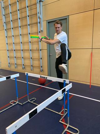 MoveQ Lab Rotterdam training area