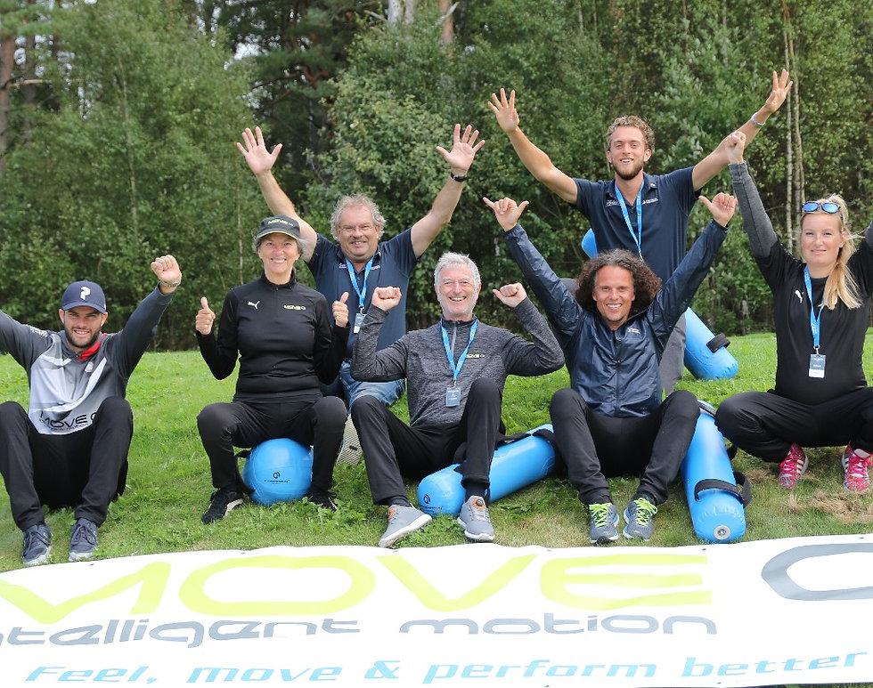 MOVEQ Team Picture