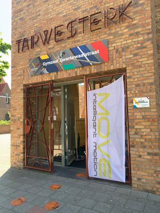 MoveQ Lab Rotterdam entrance