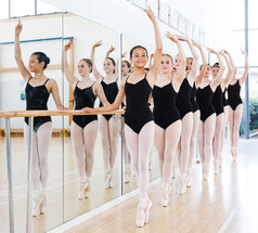 Intermediate RAD ballet