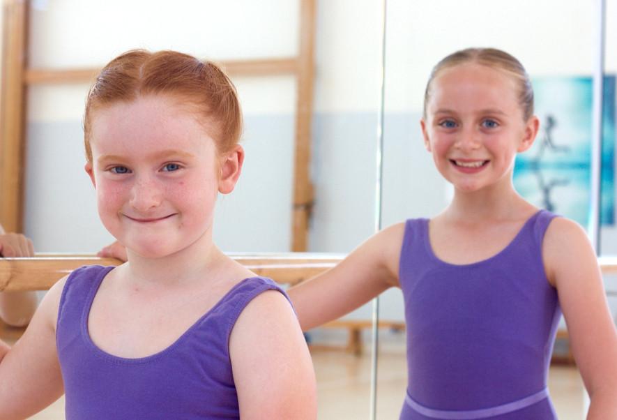 RAD Grade 2 ballet