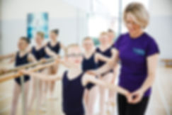 RAD Ballet teacher Horsham