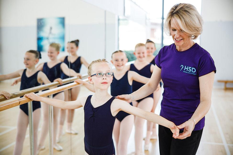RAD Ballet teacher Horsham