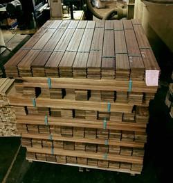 Burma Teak Flooring