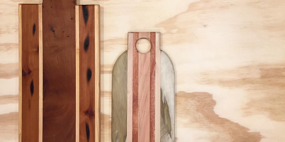 Taller DIY Tabla de Picar