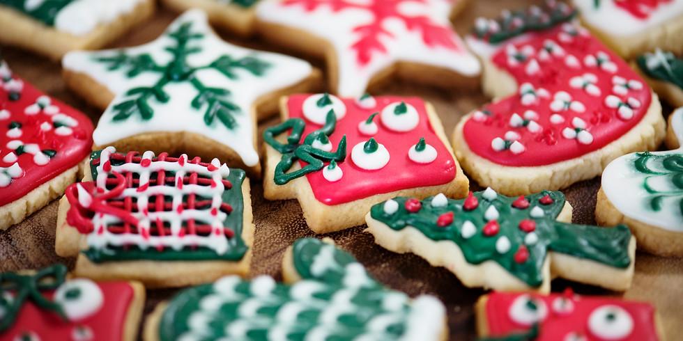 Taller Galletas de Navidad