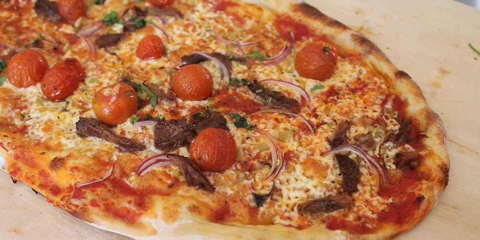 Taller de Pizza con Masa madre