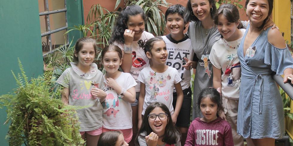 TALLERES FAMILIARES ENERO 2020 - PROMO KIDS