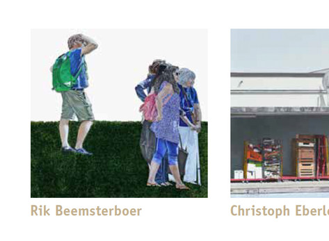 Vorschau September 2016: Gruppenausstellung im Museum Bickel