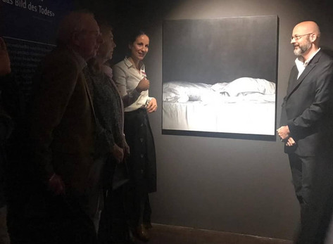 Schlaf gut Ausstellung zum Thema Schlaf