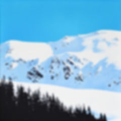 snow,mountain,swiss,oilpainting,hyperrealism,eberle