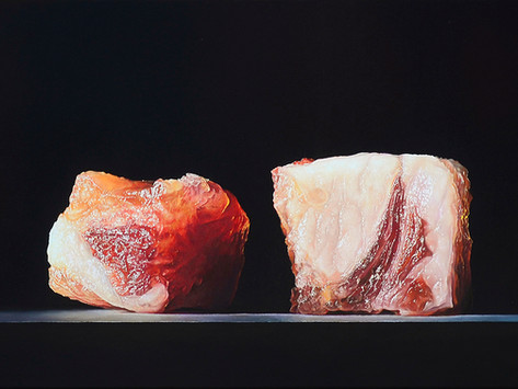 Supersonic Art: Insane hyper-real paintings by artist Christoph Eberle