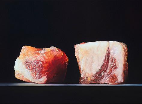 Vorschau:  Hyperrealismus in der Galerie Wehrli