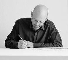 Portrait, Christoph Eberle, hyperrealistic painter, Swiss