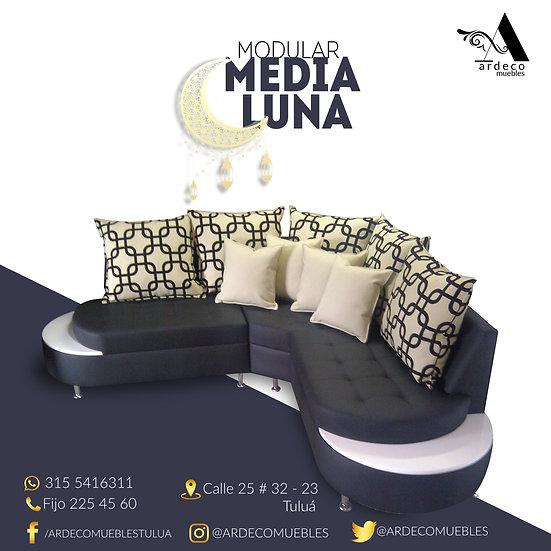 Modular Media Luna