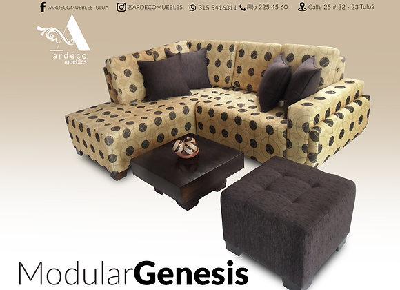 Modular Genesis
